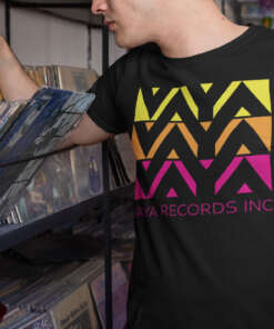 VAYA Records T-Shirt