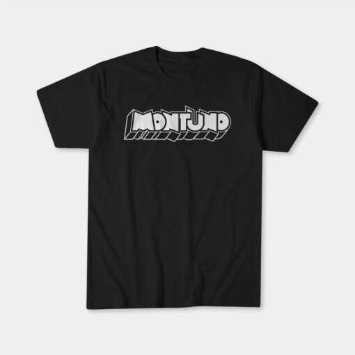 Montuno Black T-shirt